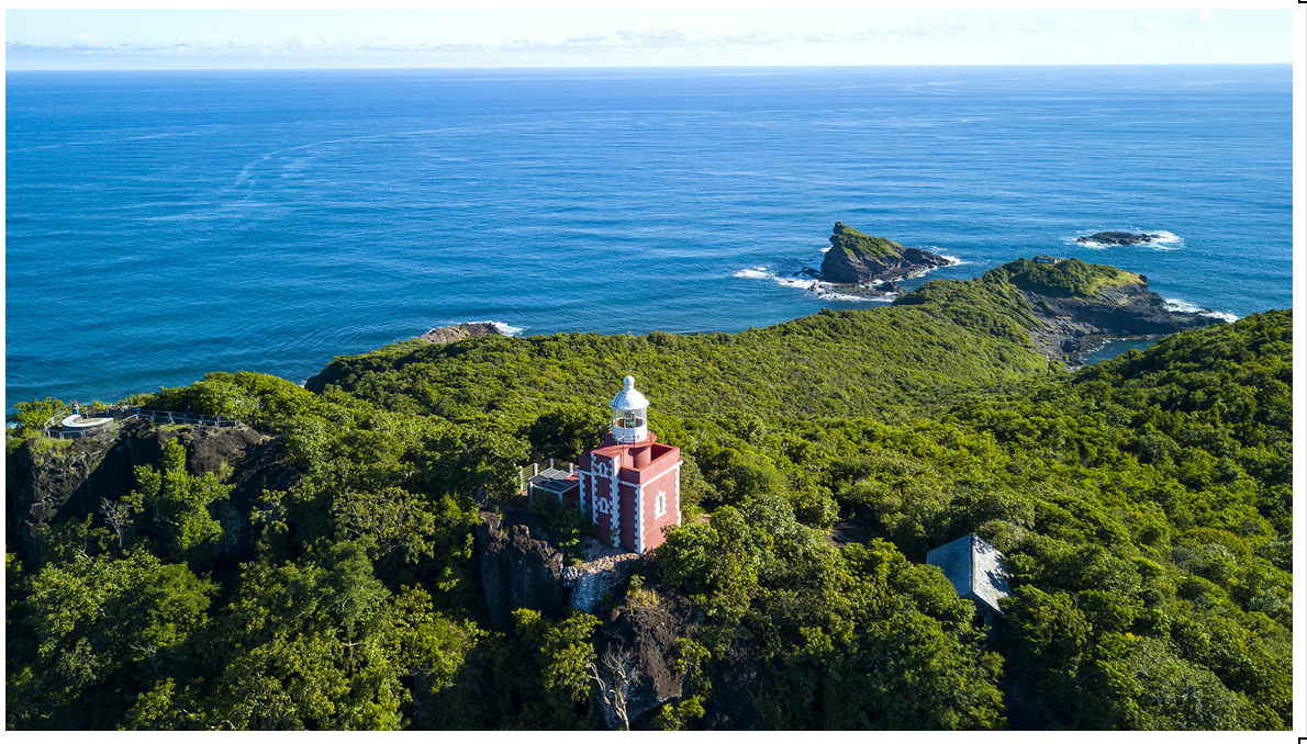Le phare de la Caravelle Martinique