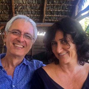 Karine et Jean Marc Mariano