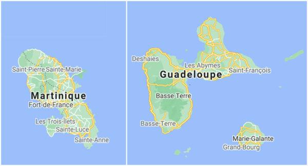 Martinique ou Guadeloupe quelle île choisir pour ses vacances ?