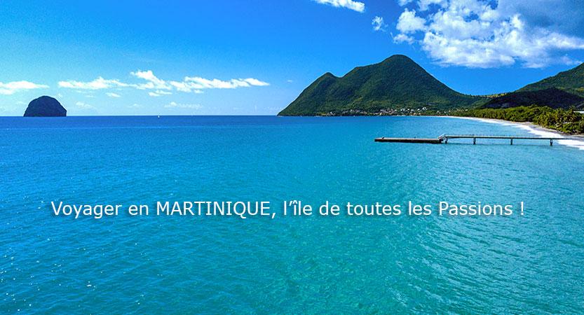 Voyager en Martinique, l'île de toutes les passions