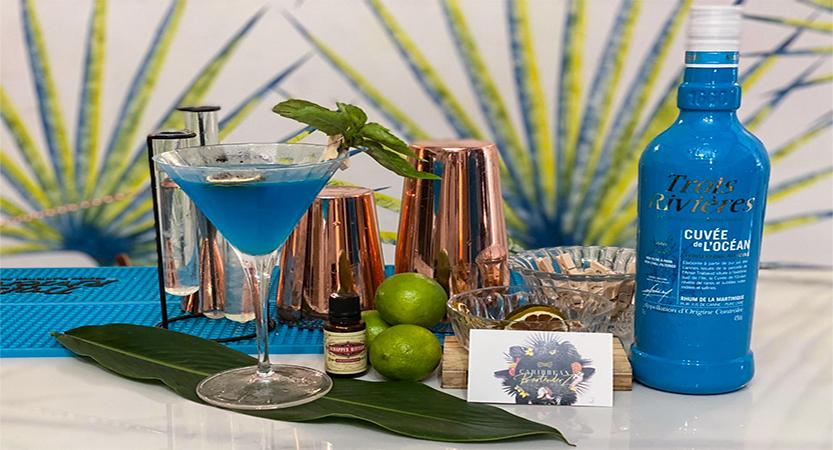 Les 6 meilleurs cocktails à base de RHUM de MARTINIQUE