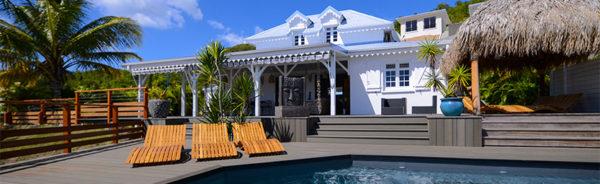 Location villa de Luxe Martinique 7 ch Le Diamant Blanc