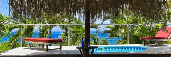 location Tartane plage surfeurs Vue Turquoise Parasol