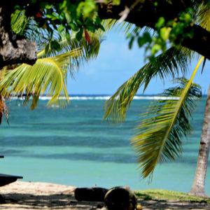 Plage de la Trinité Martinique