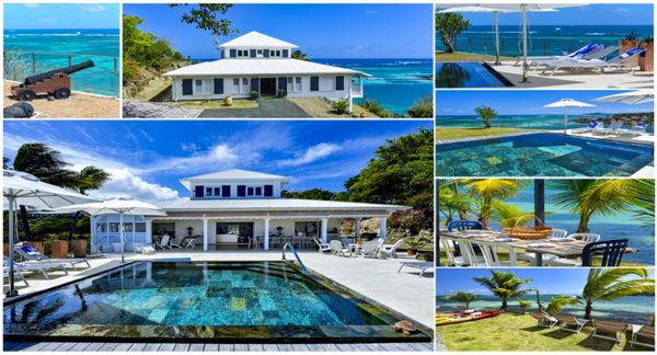 Villa de Luxe en Martinique