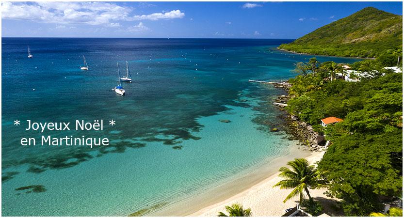 Noël et nouvelle année en Martinique …!