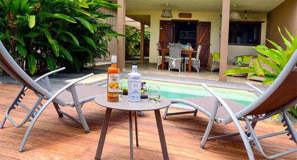 Location Anses d'Arlert T2 piscine