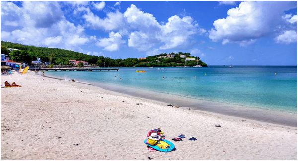 Les plus belles plages des Trois-Ilets