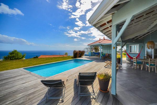 location Villa Case Pilote Martinique