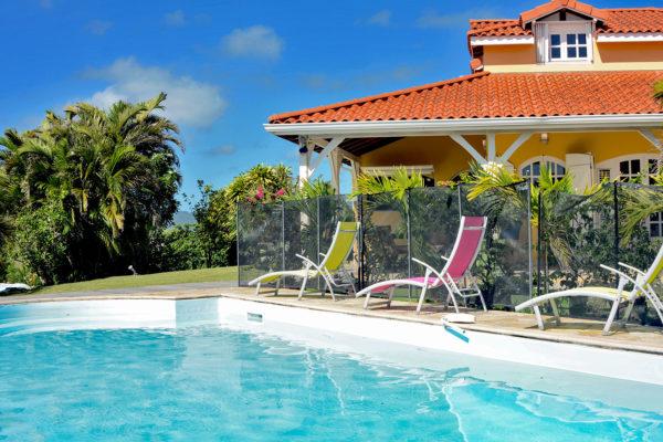 Villa Martinique Sainte-Anne