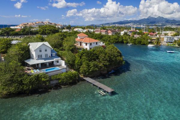 Location Villa Trois ilets Martinique