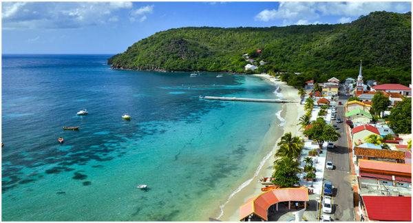 Les plus belles plages des Anses d'Arlet