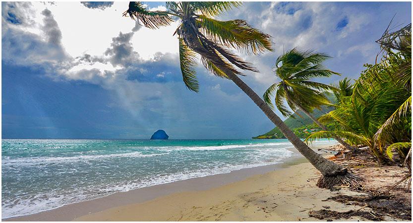 Les plus belles plages du Diamant