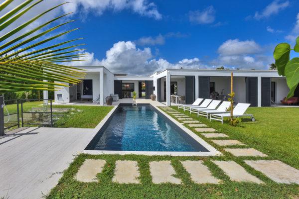 Location Villa de luxe Marinique