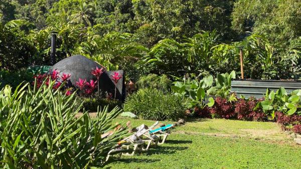Spa et Sauna Martinique