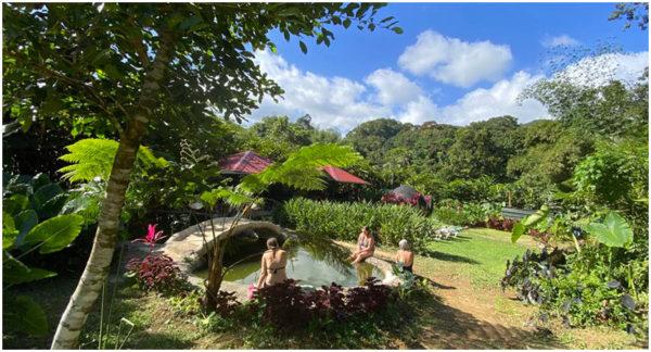 BoulikiBio, journée détente au naturel en Martinique