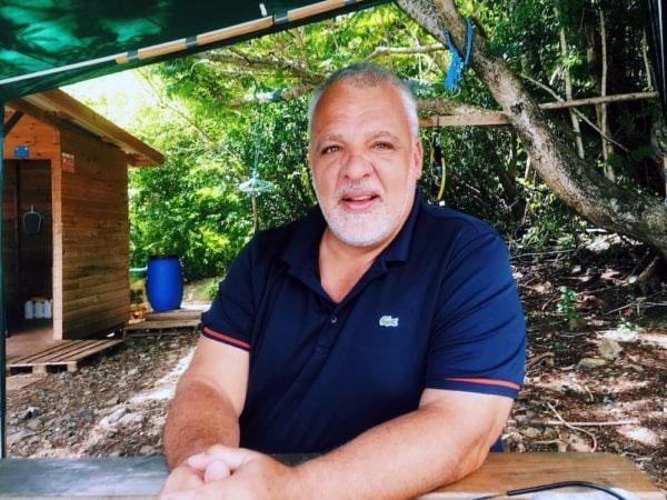 Eric Goujé Madinina Kayak