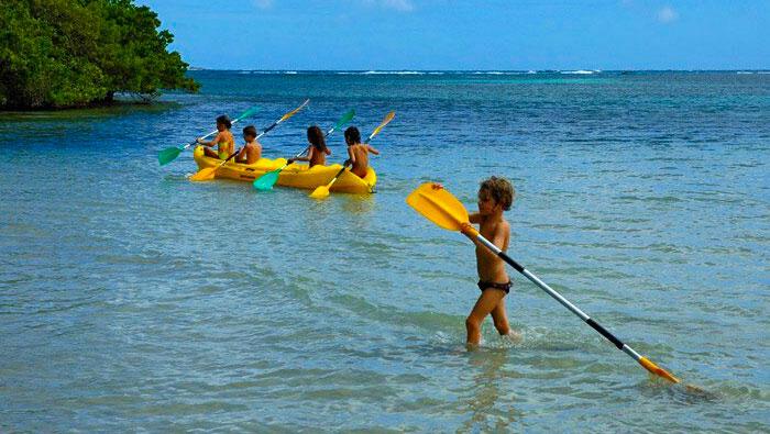 Kayaks Martinique