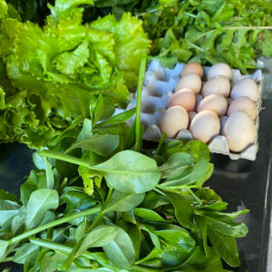 Légumes Bio marché Martinique