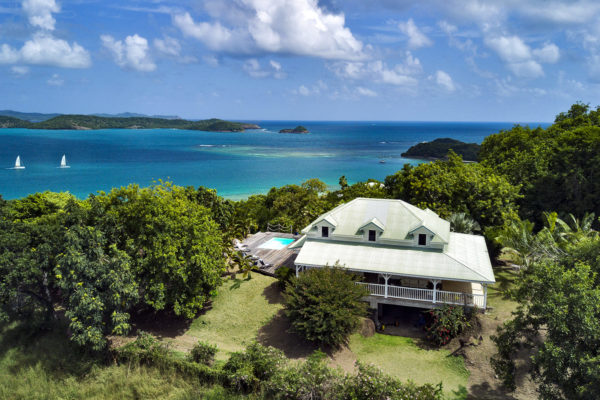 Villa Blanche de luxe le Robert Martinique