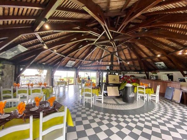 Restaurant Moulin à Canne Saint Pierre Martinique