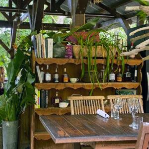 Table restaurant Habitation Céron