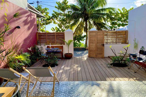 Location vacances Martinique sur la plage