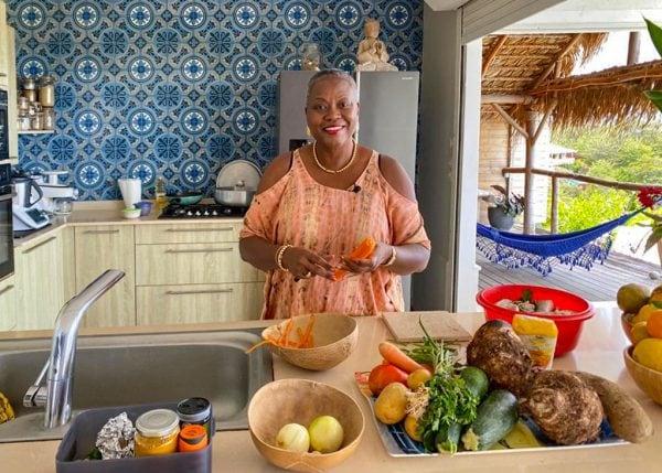 Noella et sa cuisine Créole