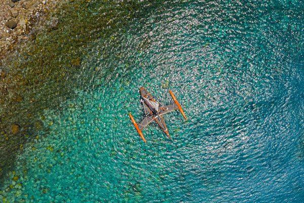 Voilier trimaran Martinique Madisail