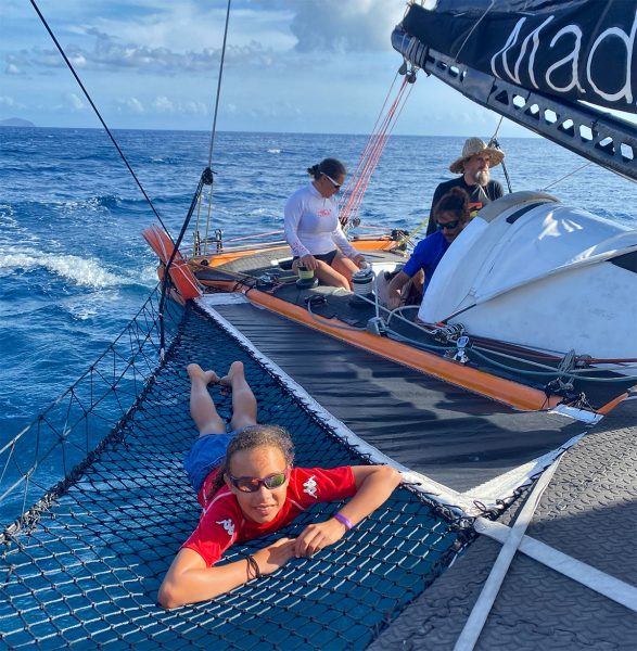Sortie en Mer voilier Martinique