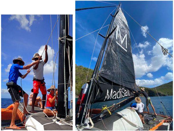 voile Martinique