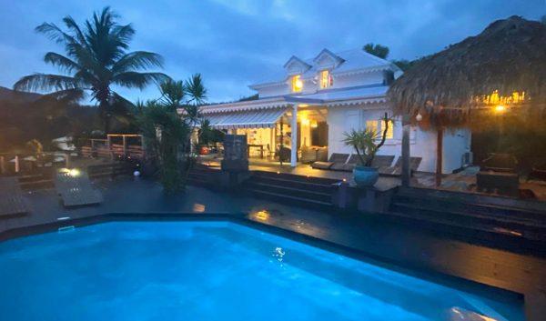 Villa Diamant Blanc de nuit