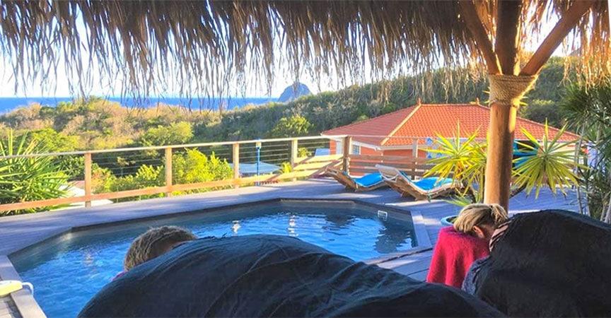 Massage relaxant et bien être en Martinique